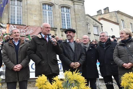 Remise de prix - Fête des bœufs gras - Bazas 2016